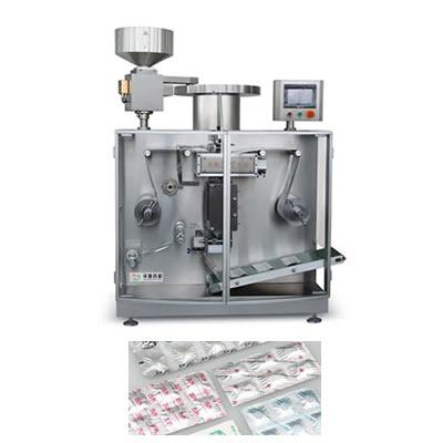 自动双铝包装机