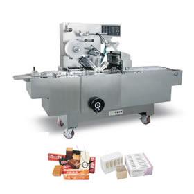 透明纸(膜)盒式三维包装机