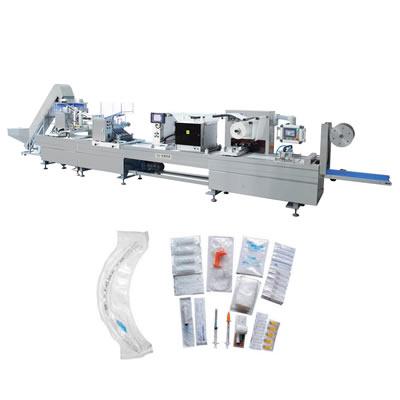(咽拭子包装机) 平板式软(硬)塑泡罩包装机
